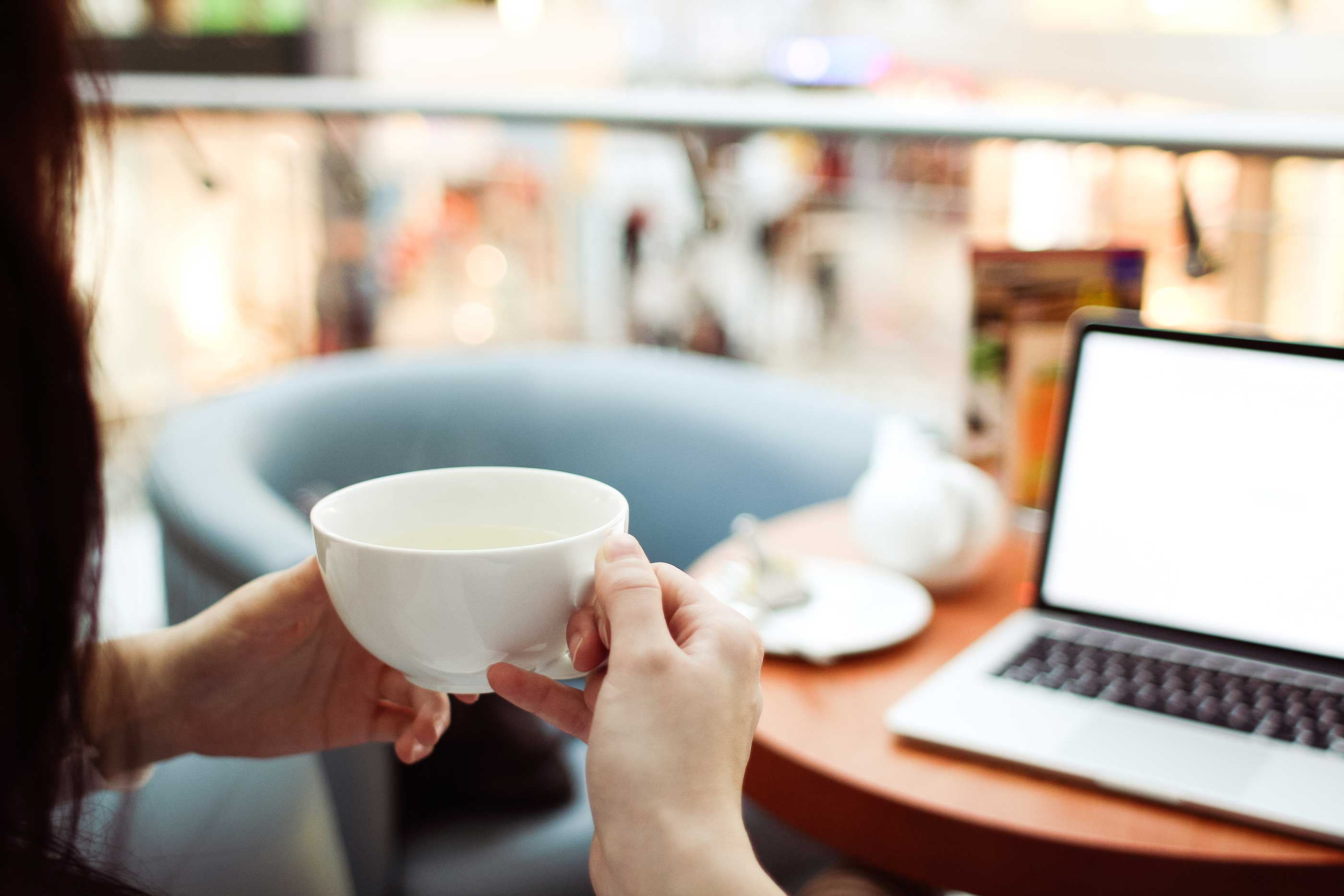 GRAB A COFFEE